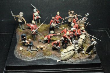 54mm - Rorke's Drift - 1879